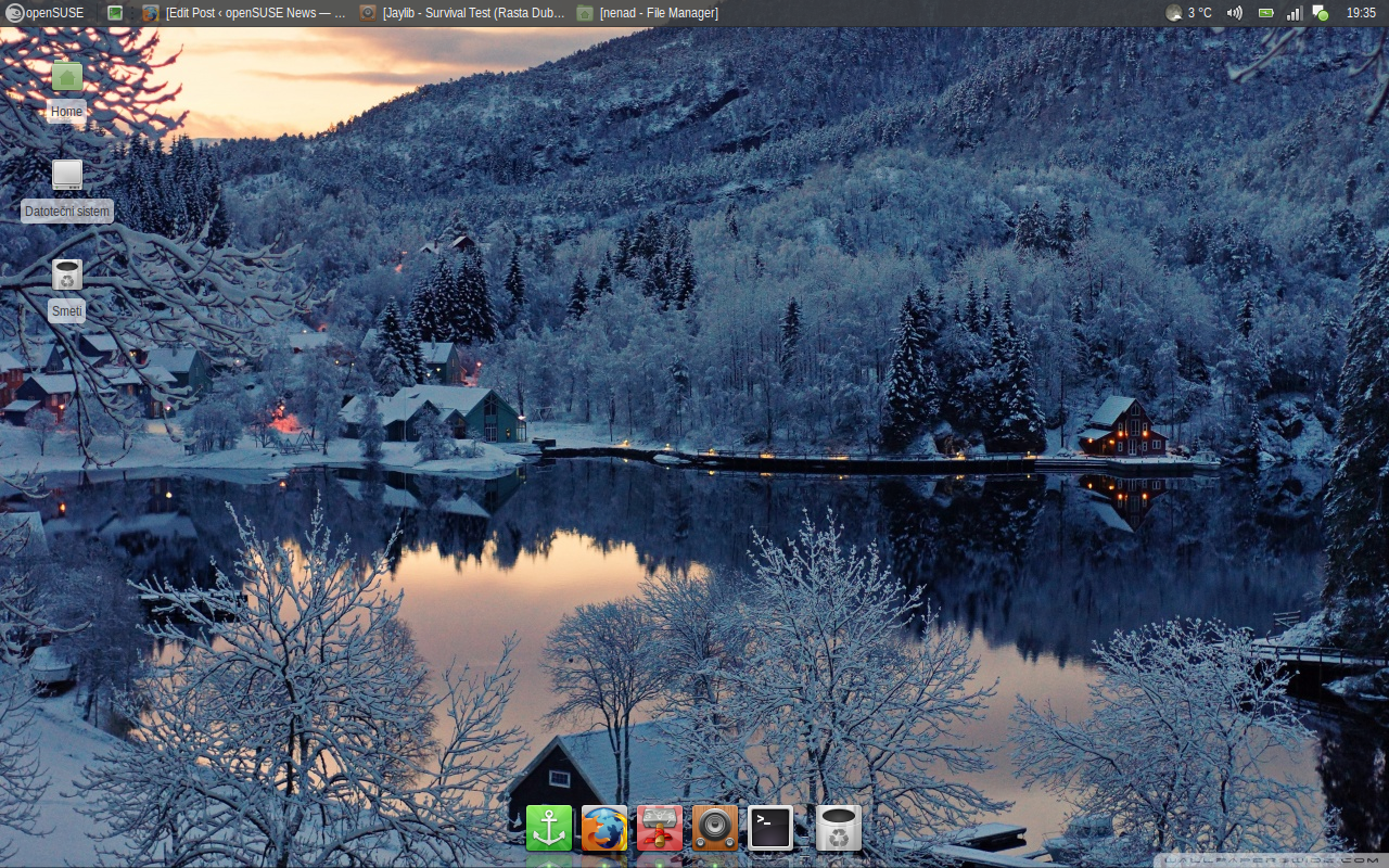 Xfce Screenshot